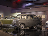 1956 Fiat 600 Multipla at the V&A