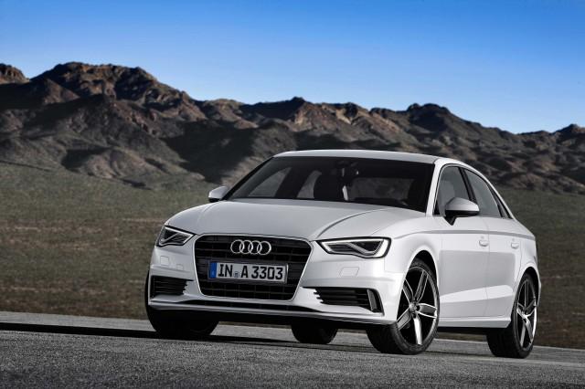 8V Audi A3 sedan