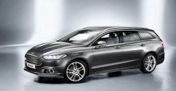 Ford Fusion: Next generation will be jacked up wagon to rival Subaru Outback