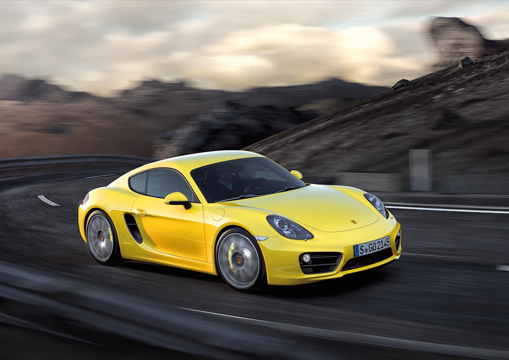Porsche Cayman Etymology What Does Its Name Mean