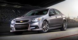 Last Chevrolet SS, Caprice PPV sedans roll out of Holden factory