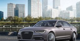 Audi A6 e-tron plug-in hybrid to be made in China; long wheelbase only