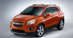 Chevrolet Trax coming to the US to eat Buick Encore's lunch