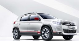 Citroen C-XR Concept previews mild Peugeot 2008-based SUV for China