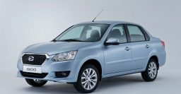 Datsun On-Do: a largish sedan for Russia only with a silly name
