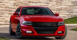 MY2015 Dodge Charger: comprehensive facelift, standard 8-speed auto