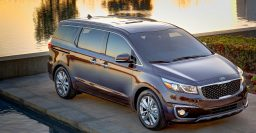 3rd gen Kia Sedona/Carnival: larger, more stylish people-carrying box
