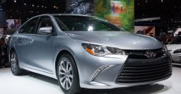 XV50 Toyota Camry given extensive facelift; only roof remains the same