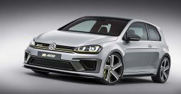 Volkswagen Golf R400 concept: a 280km/h, 3.9s, 294kW (400PS), AWD monster