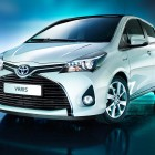 XP130 Toyota Yaris/Vitz given Aygo-style facelift on some models