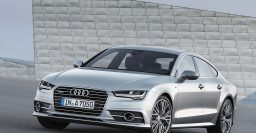 4G Audi A7 facelift: detail changes, matrix headlights, 331kW S7