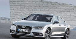 4G Audi A7 facelift: detail changes, matrix headlights, 331kW S7