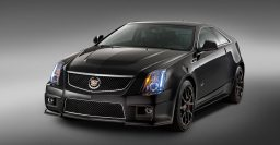 MY2015 Cadillac CTS-V coupe: 500 final units to mark the end of the line