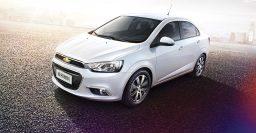 T300 Chevrolet Aveo updated with classy new face, instruments in China