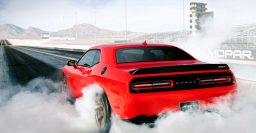 Dodge Challenger SRT Hellcat promises over 600hp of supercharged V8 fun