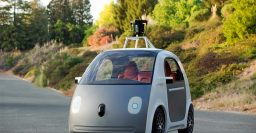 Google makes autonomous car with no steering wheel; prototype only now