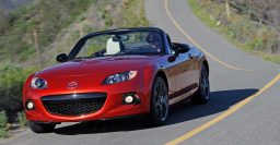 Mazda MX-5 25th Anniversary Edition sells out in 10 minutes in the USA