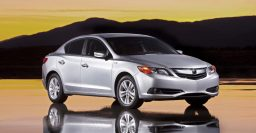 DE3 Acura ILX mild hybrid dropped for 2015 model year