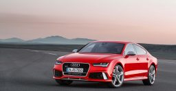 4G Audi RS7 facelift: modified looks, but no extra power or torque