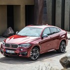 F16 BMW X6: 8-speed auto, bi-xenon headlights, dubious style all standard