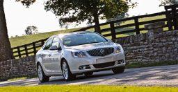 MY2015 Buick Verano: 4G LTE/WiFi hotspot standard, Turbo loses manual
