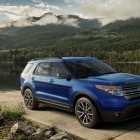 U502 Ford Explorer XLT gains sportier look, MyFord Touch for MY2015