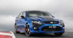 FPV GT-F: Ford Falcon-based 351kW/570Nm supercharged V8 swansong unveiled