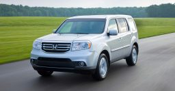 Honda Pilot gains Special Edition for MY2015, still exceptionally dull