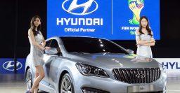 Hyundai AG: luxury FWD sedan to slot between Grandeur/Azera and Genesis