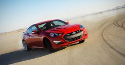 Hyundai Genesis Coupe: 2-litre turbo dropped from US range for MY2015