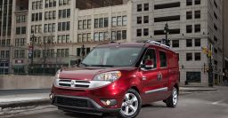 Ram ProMaster City: An American Fiat Doblo takes on Ford Transit, Nissan NV200