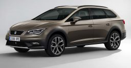 Seat Leon X-Perience: Go off-road with the Seat Outback wagon