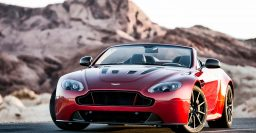 2014 Aston Martin V12 Vantage S Roadster packs a 421kW/620Nm punch