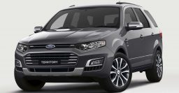 2014 Ford Territory facelift: mild refresh simplifies final Australian SUV