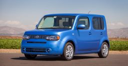 Nissan Cube to exit USA range when 2014 stock runs out