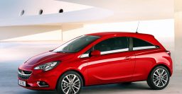 2015 Opel/Vauxhall Corsa E: facelift looks sort of new, is sort of old