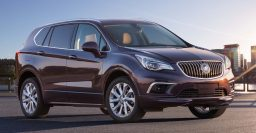 Buick Envision: exterior finally revealed with 191kW 2L turbo