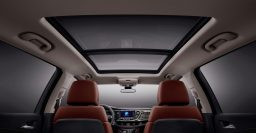 Buick Envision's high class interior revealed in 11 photos