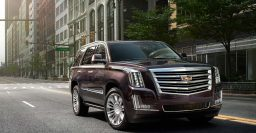 Cadillac Escalade gains standard 8-speed auto, 4G LTE, Platinum model