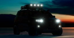 2016 Chevrolet Niva Concept teased ahead of August 27 debut