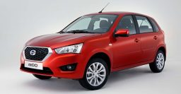 Datsun Mi-Do: a Lada Kalina hatch with a Japlish name, facelift