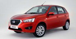 Datsun Mi-Do: a Lada Kalina hatch with a Japlish name, facelift