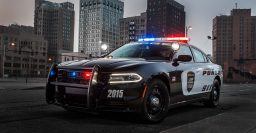MY2015 Dodge Charger Pursuit facelift wants to hand you a citation