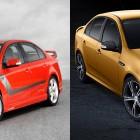 2014 Ford Falcon facelift vs FG Ford Falcon: visual comparison