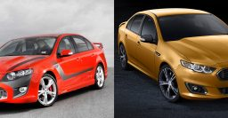 2014 Ford Falcon facelift vs FG Ford Falcon: visual comparison
