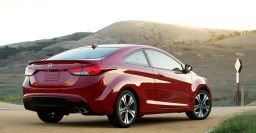 Hyundai Elantra Coupe axed for 2015 model year