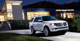 Lincoln Navigator, Ford Expedition: likely switch aluminium for 2016