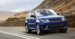 Range Rover Sport SVR: 405kW/680Nm monster doesn't mind getting dirty