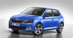 Mark III Skoda Fabia: sharp looks, a Tornado line on the Polo platform