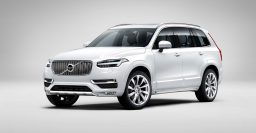 Second generation Volvo XC90 unveiled with crystal glass gear lever